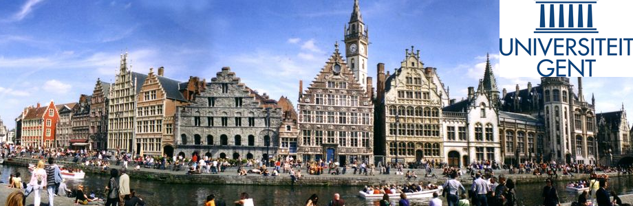 9th  International Conference; 2-6 September 2019; Ghent University, Belgium